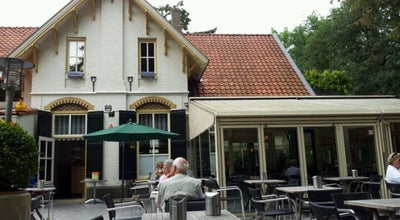 Photo of Restaurant De Boschwachter in 't Mastbos at Huisdreef 4, Breda 4836 AM, Netherlands
