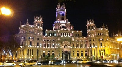 Photo of City Hall Palacio de Cibeles at Pl. De Cibeles, 1, Madrid 28014, Spain