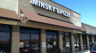 Photo of Pizza Place Minsky's Pizza at 7198 Renner Rd, Shawnee, KS 66217, United States