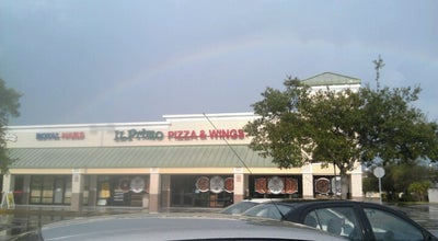 Photo of Pizza Place Il Primo Pizza & Wings at 13401 Summerlin Rd, Fort Myers, FL 33919, United States