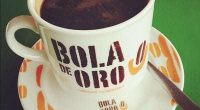 Photo of Cafe Bola de Oro at Plaza Patio - Arco Sur, Xalapa, Mexico