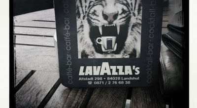 Photo of Cafe Lavazza caffe-bar at Altstadt 298, Landshut 84028, Germany