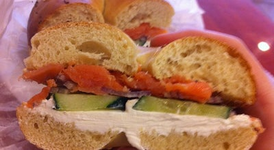 Photo of Bagel Shop Goldberg's New York Bagels at 9328 Georgia Ave, Silver Spring, MD 20910, United States