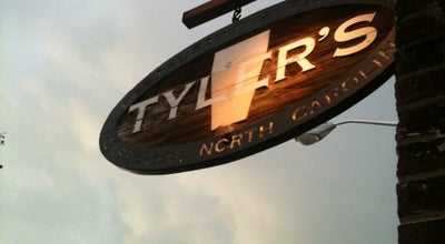 Photo of Bar Tyler's Restaurant & Taproom at 102 E Main St, Carrboro, NC 27510, United States