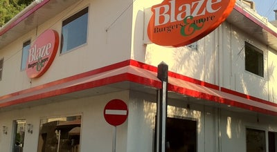 Photo of Burger Joint Blaze Burgers & More at Manāma 338, Bahrain