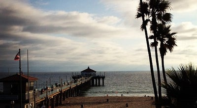 Photo of Beach Manhattan Beach at Along The Strand, Manhattan Beach, CA 90266, United States
