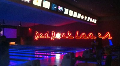 Photo of Bowling Alley Red Rock Lanes at 11011 W Charleston Blvd, Las Vegas, NV 89135, United States