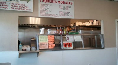 Photo of Mexican Restaurant Taqueria Morales at 466 Academy Ave, Sanger, CA 93657, United States
