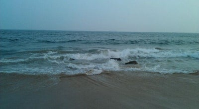 Photo of Beach Ramakrishna Mission Beach at Beach Rd., Vishakhapatnam 530001, India