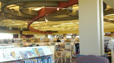 Photo of Library Calgary Public Library - Crowfoot Library at 8665 Nose Hill Dr. Nw, Calgary, AB T3G 5T3, Canada