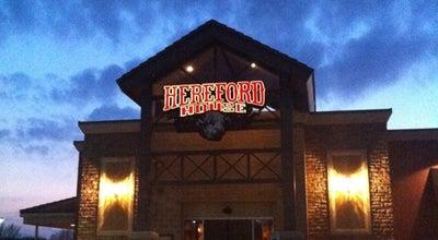 Photo of Steakhouse Hereford House at 17244 Midland Dr, Shawnee, KS 66217, United States