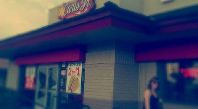 Photo of Fast Food Restaurant Carl's Jr. at 510 N San Jacinto St, Hemet, CA 92543, United States