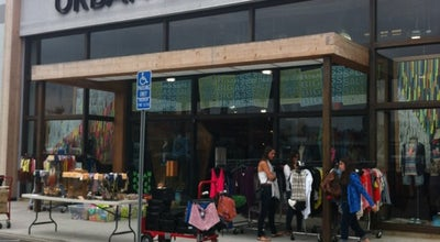 Photo of Clothing Store Urban Outfitters at 4516 Mission Blvd, San Diego, CA 92109, United States