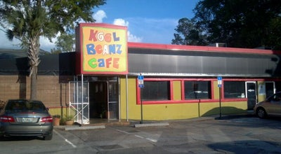 Photo of New American Restaurant Kool Beanz Cafe at 921 Thomasville Rd, Tallahassee, FL 32303, United States