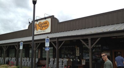 Photo of American Restaurant Cracker Barrel Old Country Store at 155 Steele Rd, Franklin, KY 42134, United States