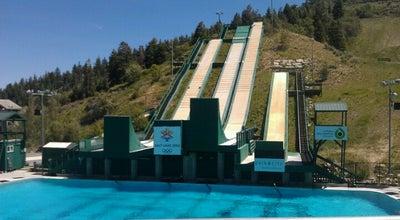 Photo of Ski Area Utah Olympic Park at 3419 Olympic Pkwy, Park City, UT 84098, United States