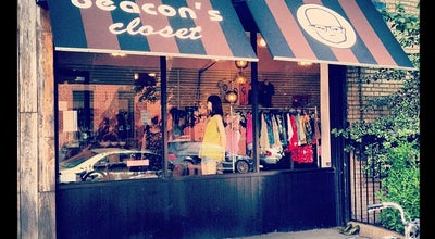 Photo of Thrift / Vintage Store Beacon's Closet at 92 5th Ave, Brooklyn, NY 11217, United States