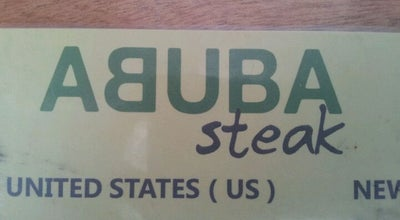 Photo of Steakhouse Abuba Steak at Jalan Bintaro Utama 3a Blok Dc1 No. 61c, Pondok Aren 15412, Indonesia