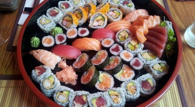 Photo of Sushi Restaurant Sakura Sushi & Sashimi at Muntstraat 21, Leuven 3000, Belgium