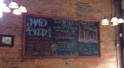 Photo of Pizza Place Yellow Brick Pizza at 892 Oak St, Columbus, OH 43205, United States