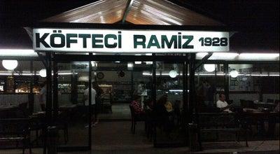 Photo of Kofte Place Köfteci Ramiz at Akhisar-balıkesir Karayolu 3.km Akhisar, Akhisar 45220, Turkey