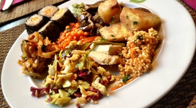 Photo of Vegetarian / Vegan Restaurant Paladar Zen at Av. Barbosa Du Bocage, 107, Lisboa 1050-031, Portugal