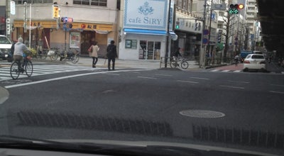 Photo of Intersection 三宿交差点 at 三宿1/池尻3/池尻2/太子堂1, 世田谷区, Japan