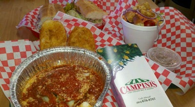 Photo of Italian Restaurant Campini's Italian Deli at 28860 Old Town, Temecula, CA 92590, United States