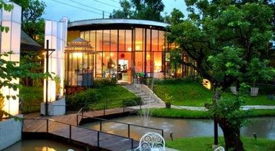 Photo of Thai Restaurant Three Mangoes (ทรีแมงโก้) at 25/3 Prachachuen Rd., Pak Kret 11120, Thailand