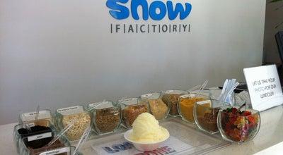 Photo of Ice Cream Shop Snow Factory at 1960 Kapiolani Blvd #115, Honolulu, HI 96826, United States