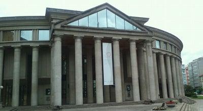 Photo of Opera House Palacio de la Ópera at Glorieta De América, 3, A Coruña 15004, Spain