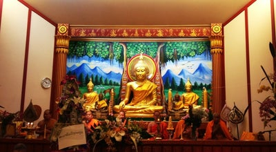Photo of Temple Wat Lao Rattanaram at 2417 Barrett Ave, Richmond, CA 94804, United States