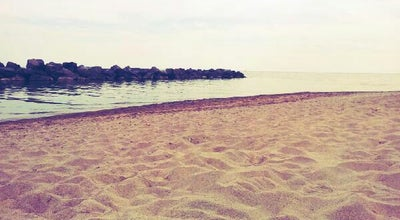 Photo of Beach Centre Island Beach at Lakeshore Ave., Toronto, On, Canada