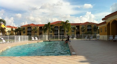 Photo of Pool Residence Condos Pool & Clubhouse at 4101 Residence Dr, Fort Myers, FL 33901, United States
