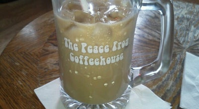 Photo of Coffee Shop The Peace Frog Coffeehouse at 1522 W Main St, Fort Wayne, IN 46808, United States