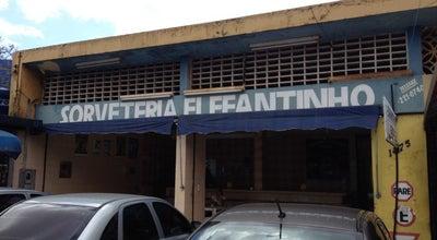 Photo of Ice Cream Shop Sorveteria Elefantinho at R. Grande, S/n, São Luís, Brazil