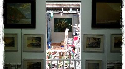 Photo of Art Gallery หมู่บ้านศิลปินหัวหิน (Hua Hin Artist Village) at 81 Moo 14, Hua Hin 77110, Thailand