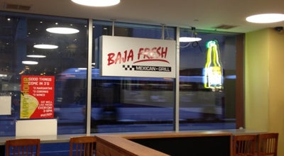 Photo of Mexican Restaurant Baja Fresh at 465 Lexington Ave, New York, NY 10017, United States