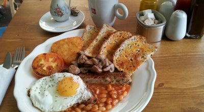 Photo of Breakfast Spot Duck Egg Cafe at 433 Coldharbour Ln, Brixton SW9 8LF, United Kingdom