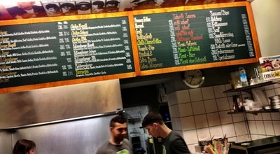 Photo of Burger Joint Burgeramt at Krossener Str. 22, Berlin 10245, Germany