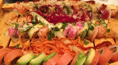 Photo of Sushi Restaurant Sushi Hana Japanese Kitchen at 1638 S Mason Rd, Katy, TX 77450, United States