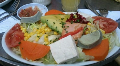 Photo of Vegetarian / Vegan Restaurant El Naturista at Paseo Huerfanos 1048, Santiago, Chile