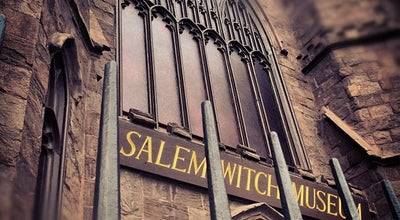 Photo of Museum Salem Witch Museum at 19 1/2 Washington Sq, Salem, MA 01970, United States