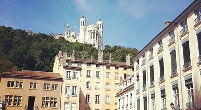 Photo of Plaza Place Saint-Jean at Place Saint-jean, Lyon 69005, France