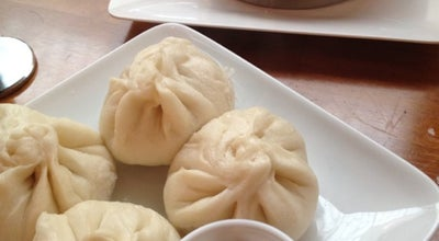 Photo of Asian Restaurant Dumpling Haus at Hilldale Mall 702 N. Midvale Blvd #125, Madison, WI 53705, United States