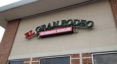 Photo of Mexican Restaurant El Gran Rodeo at 236 Carmichael Way, Chesapeake, VA 23322, United States