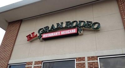 Photo of Mexican Restaurant El Gran Rodeo at 236 Carmichael Way, Chesapeake, VA 23322, United States