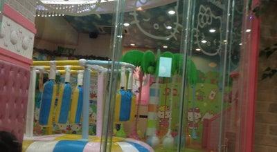 Photo of Playground 헬로키티타운 at 일산동구 장항동 868 웨스턴돔 B동 타워 3층, 고양시, South Korea