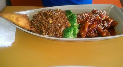 Photo of Chinese Restaurant Jin's Chop Suey at 644 Lake St, Roselle, IL 60172, United States