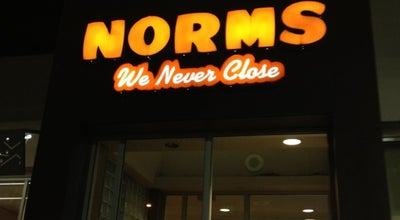 Photo of American Restaurant Norm's Restaurant at 3889 Tyler St, Riverside, CA 92503, United States